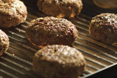 Spicy Beef Burger Patties