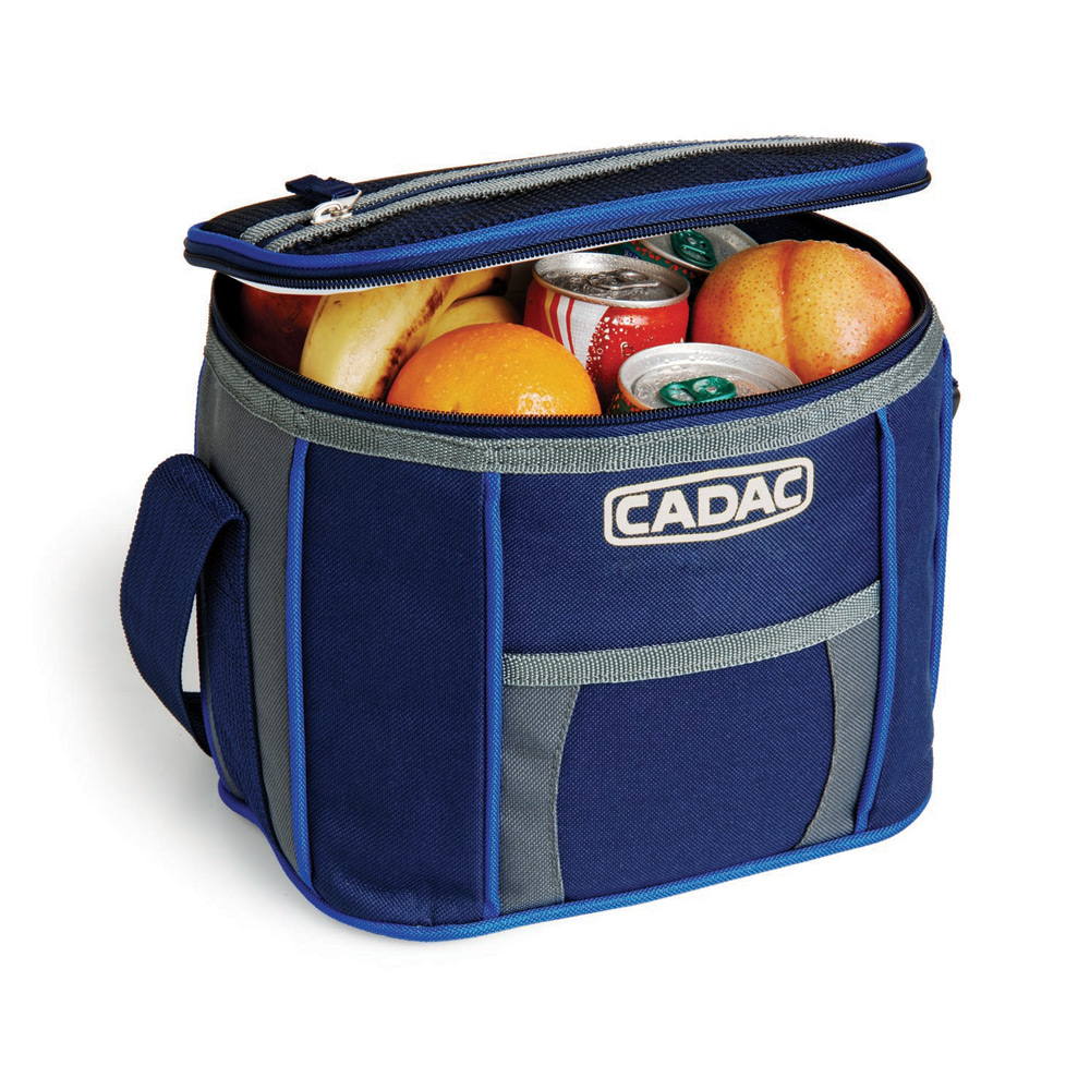 6 Can Canvas Cooler Bag