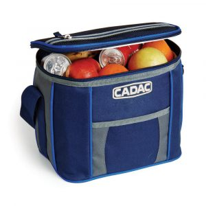 12 Can Canvas Cooler Bag
