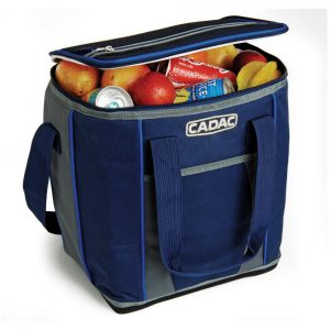 24 Can Canvas Cooler Bag