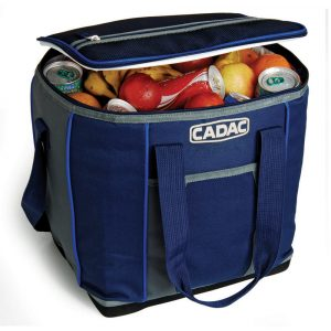36 Can Canvas Cooler Bag