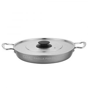 28cm Paella Pan + Lid