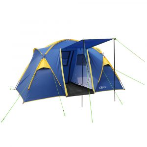 Adventure Camp Tent - 6 Person