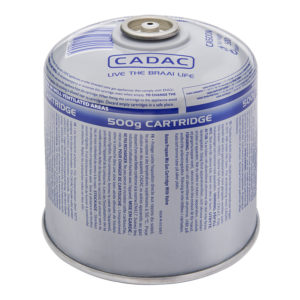 500g Resealable Gas Cartridge